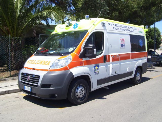 Le nostre ambulanze